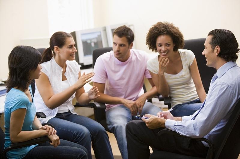 Opiniones de Terapia de grupo